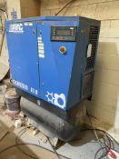 ABAC Genesis 1110 Screw Air Compressor | YOM: 2004