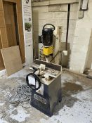 Sedgwick Heavy Duty Floor Standing Morticer | No Visible Model
