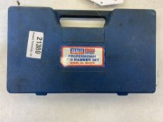 Sealey Professional Air Hammer Set | SA12/S | Incomplete