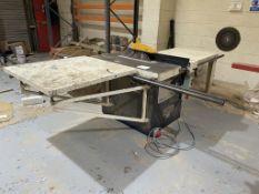 Sedgwick TA450 Table Saw
