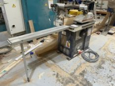 Sedgwick SM4ii Spindle Moulder w/ Maggi Steff 2034 Power Feed | 1,721 Hours