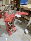 Framers Corner M3 Foot Operated Underpinner w/ Stay Locked Rebate Clamp