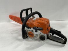 Stihl MS170 Petrol Chainsaw