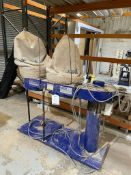 Charnwood W792/3 Professional Double Bag Dust Extractor