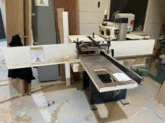 Sedgwick Heavy Duty Floor Standing Tenoner | No Visible Model