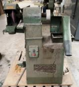 Dominion Double Ended Kniff Grinding Machine