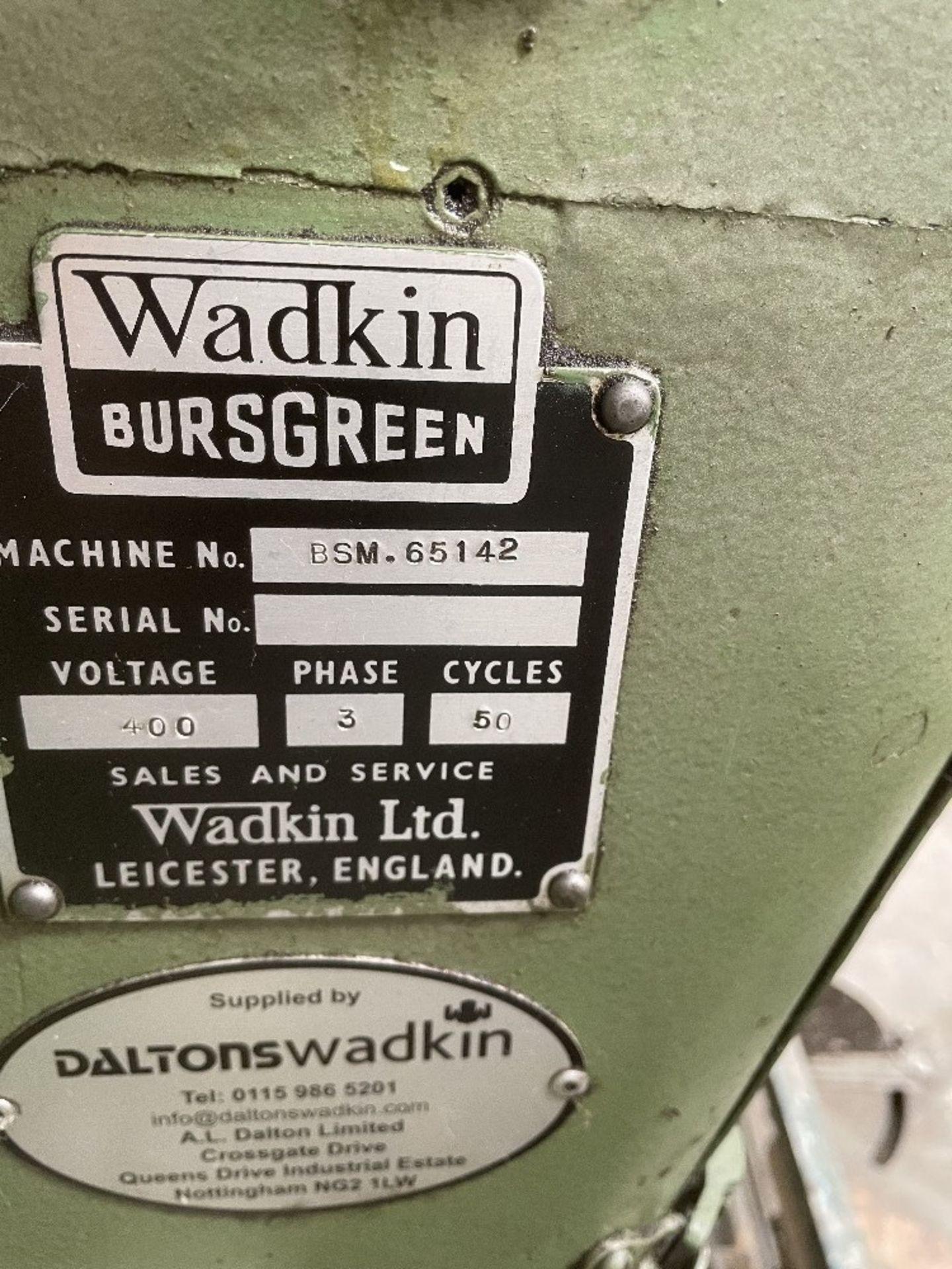 Wadkin Bursgreen Multi-Rip Saw - Image 6 of 7