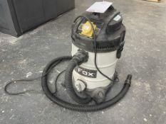 Fox F50-800 Wet & Dry Vacuum Extractor