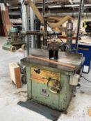 Wadkin Bursgreen BER 3 Spindle Moulder w/ Holz-Her Power Feed