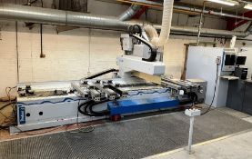 Weeke Optimat BHL Venture 5 CNC Machining Centre | YOM: 2004