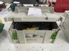 Festool ETS 150/3-EQ Plus Eccentric Sander in Case