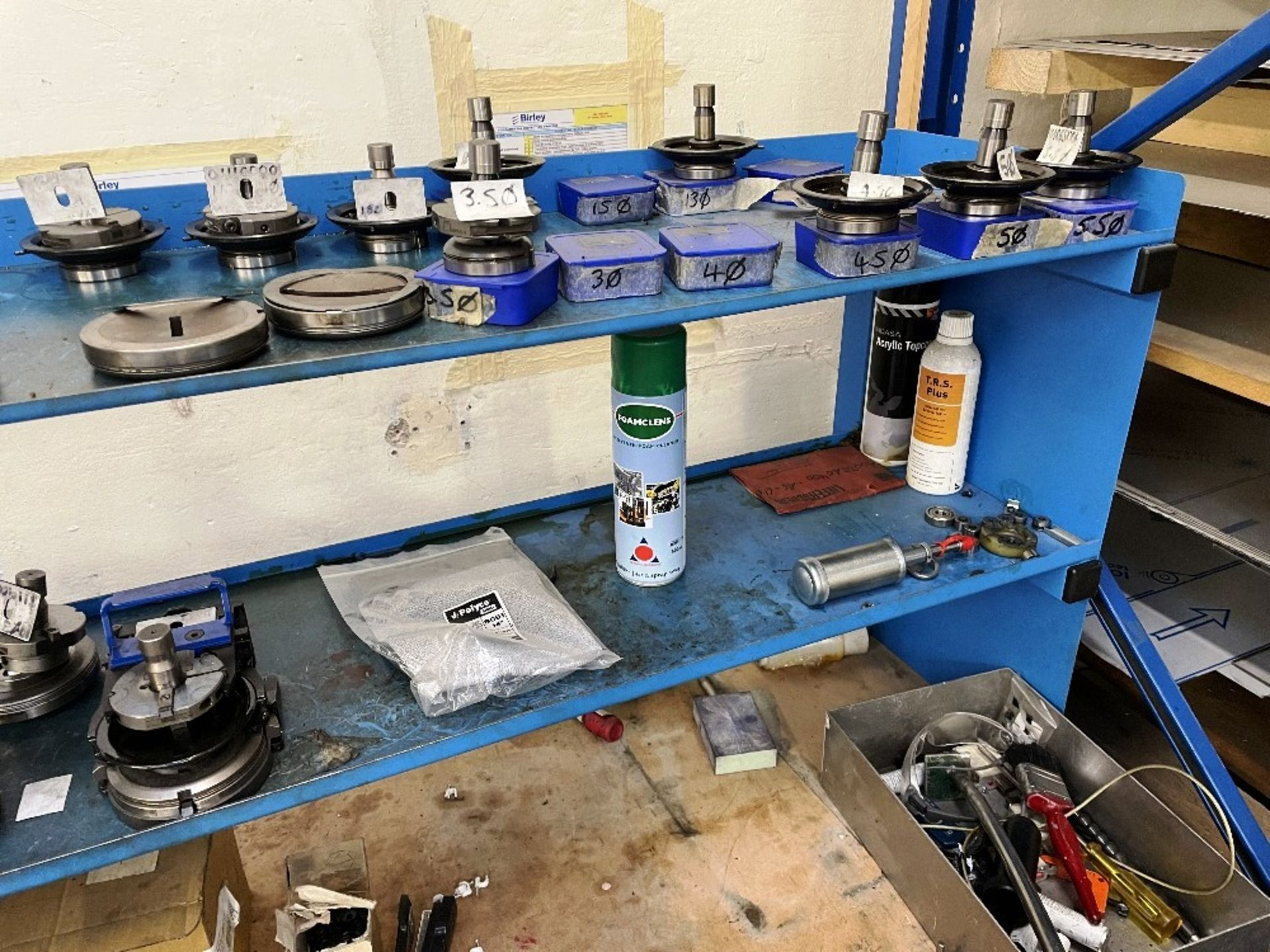 Various Punch & Die Tooling for Trumpf TruPunch Punching Machine   As Pictured - Image 4 of 9