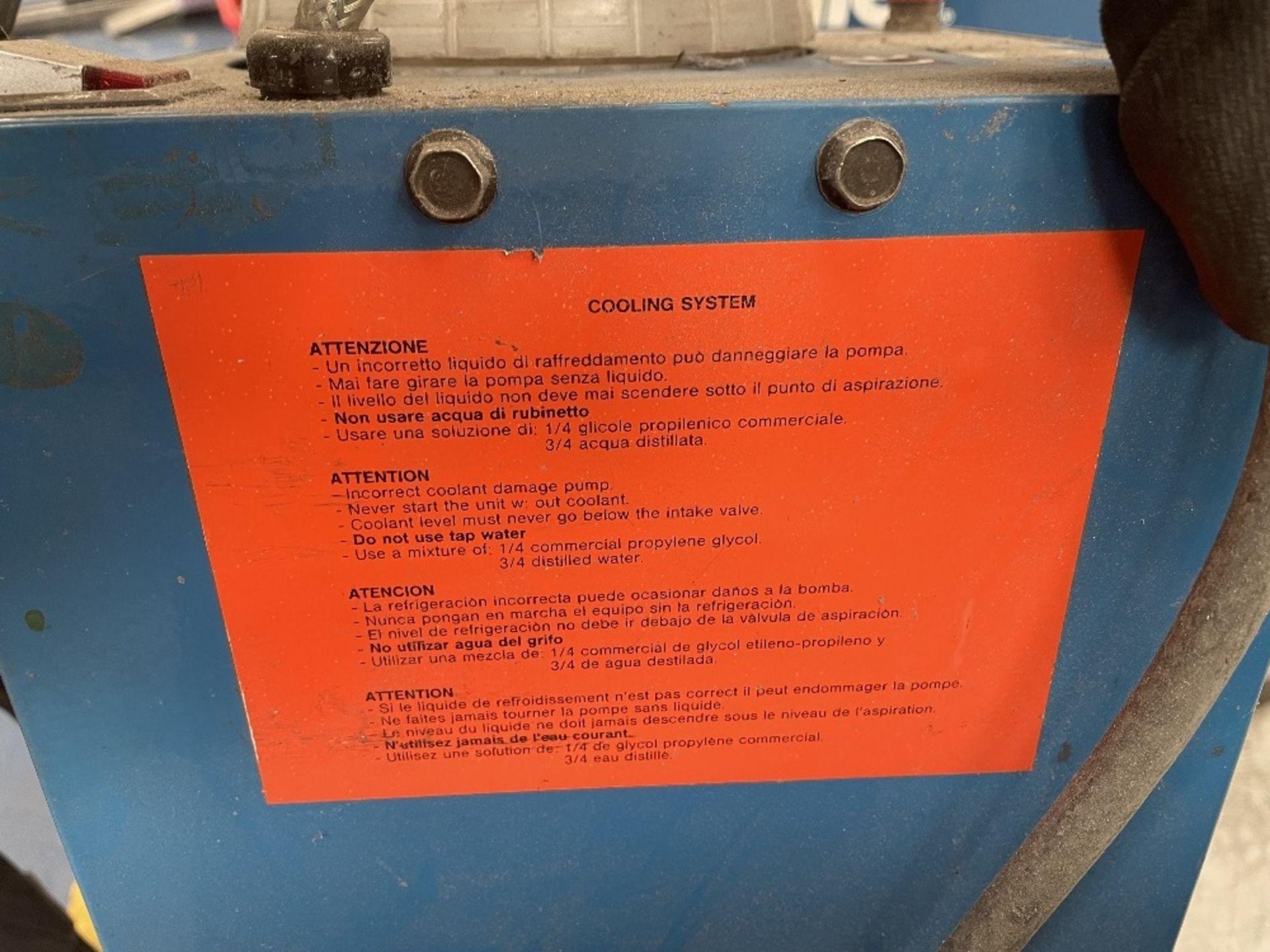 Miller Syncrowave 250 Tig Welder w/ Miller Water Cooler - Image 4 of 5
