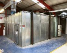 RDM Spray & Drying Booth
