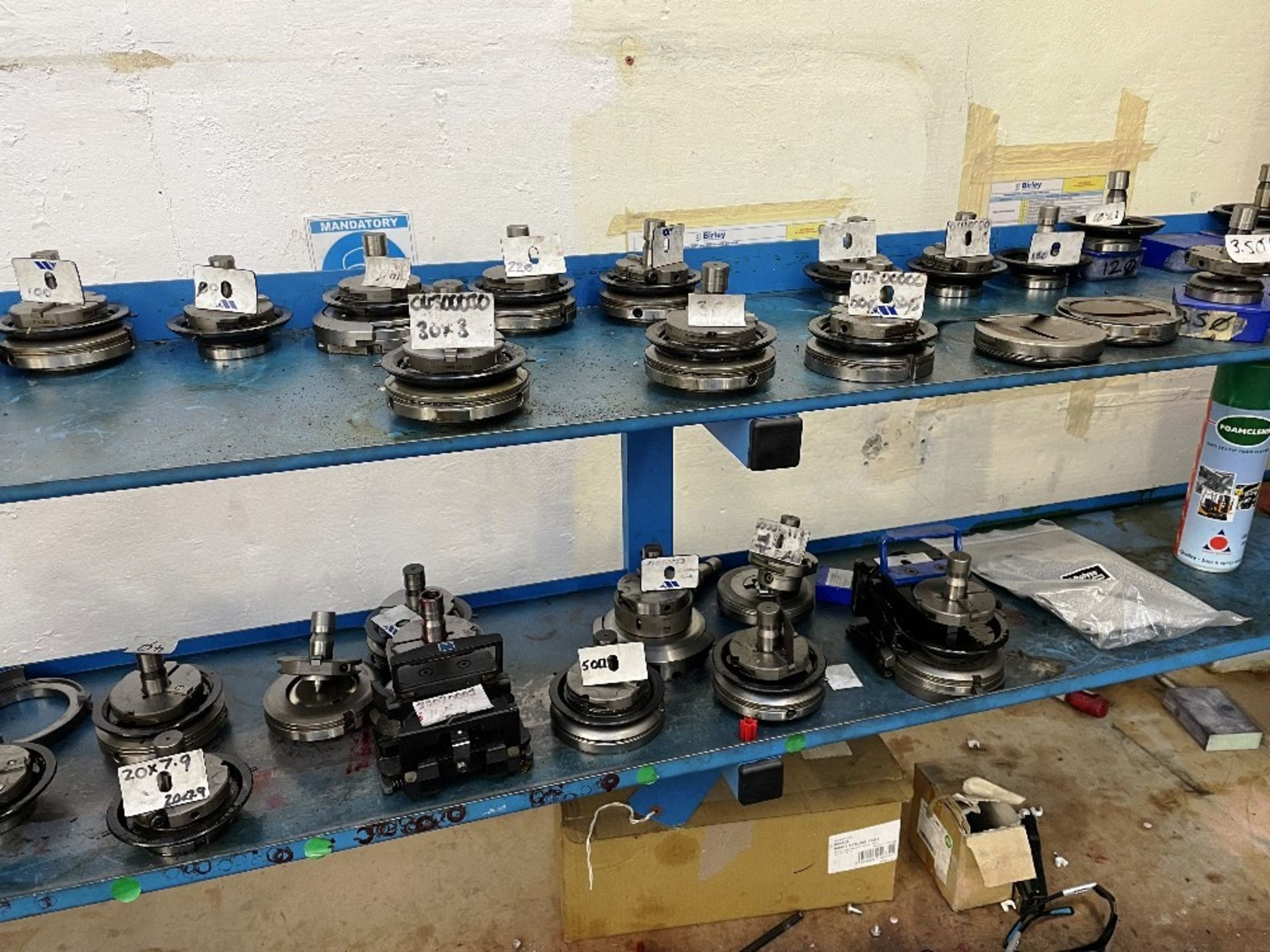 Various Punch & Die Tooling for Trumpf TruPunch Punching Machine   As Pictured - Image 3 of 9