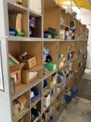 Contents of Shelving Unit   As Pictured