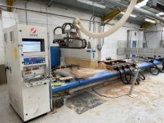Masterwood Project 416L CNC Machining Centre | YOM: 2004