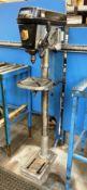 Draper HD19/16ACF 16 Speed Pillar Drill
