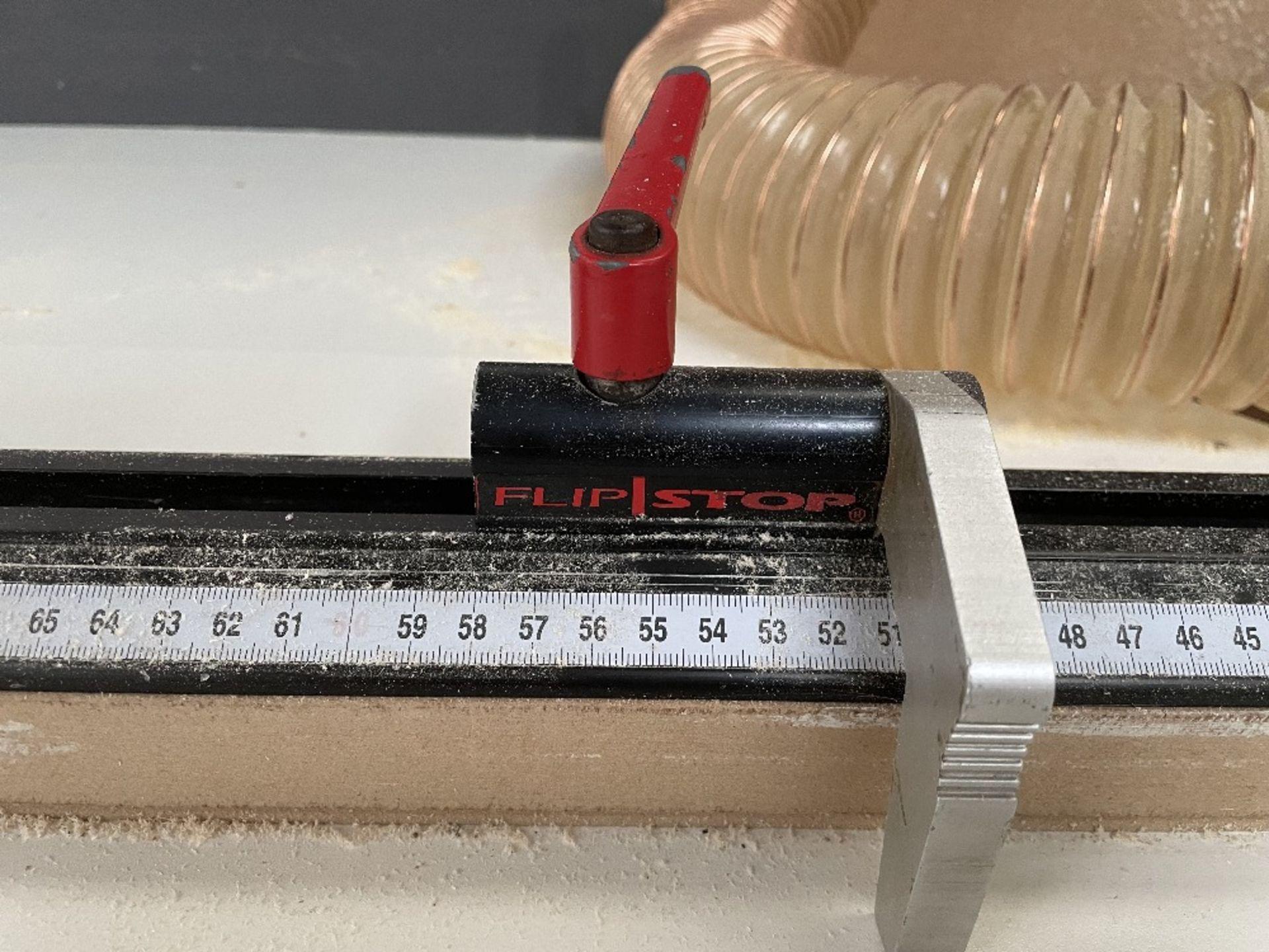 Makita LS1214 Corded 305mm Slide Compound Mitre Saw   110v - Image 5 of 6