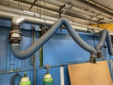 2 x Flexible Exhaust Extraction Arms