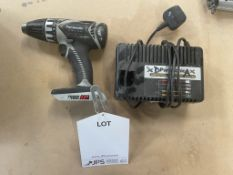 Panasonic EY7441 Cordless Drill w/ Battery Charger