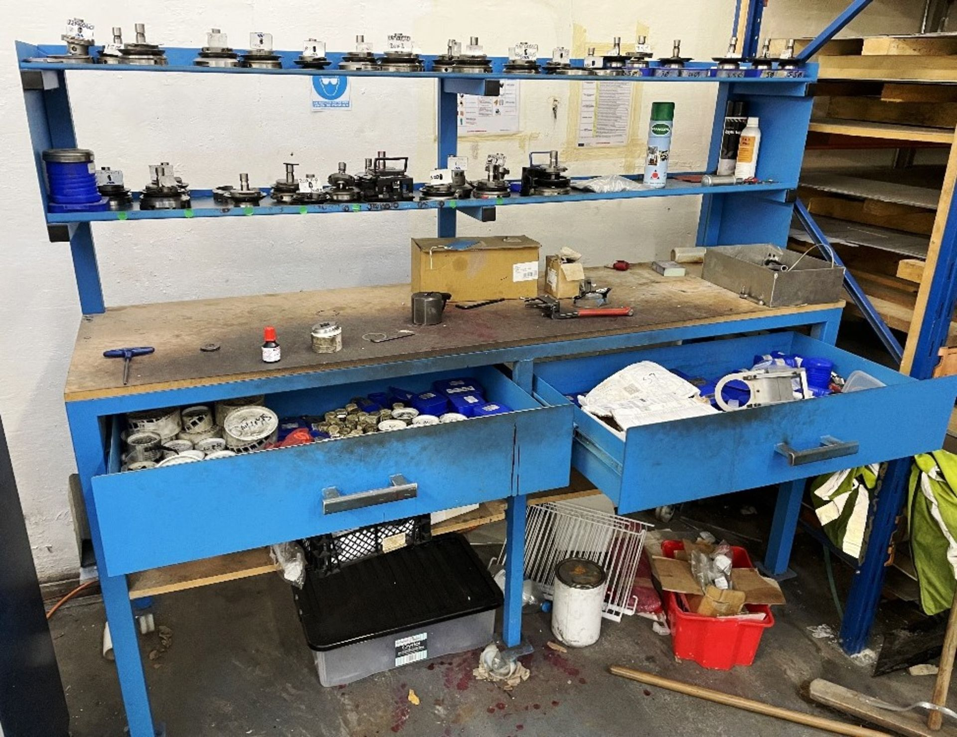 Various Punch & Die Tooling for Trumpf TruPunch Punching Machine   As Pictured