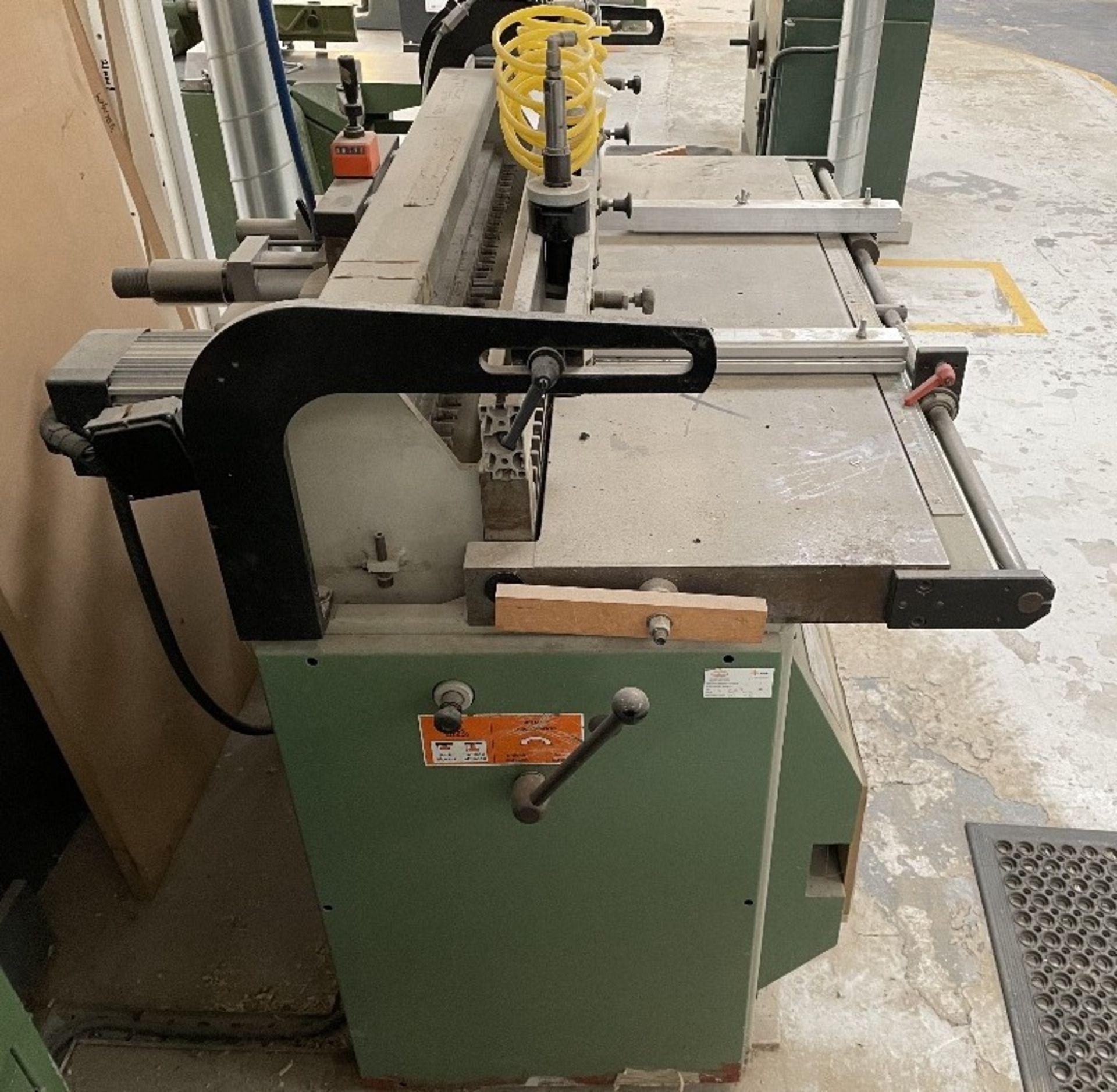 Maggi 3532 4 Head Boring Machine w/ Tool Cabinet & Tooling | YOM: 1999 - Image 5 of 12