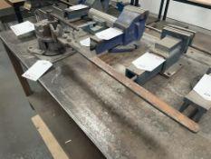 Bench Top Metal Angle Bender