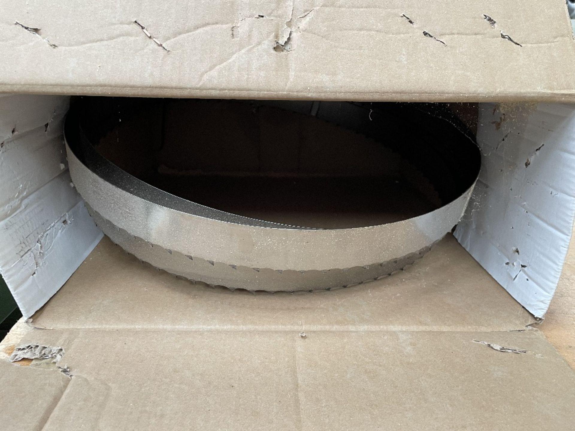 Wadkin Bursgreen Vertical Bandsaw w/ Power Feed - Image 9 of 9