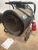SIP Fireball Turbofan 9000 Electric Fan Heater