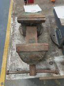 Record No 6 Mechanics Vice 150mm