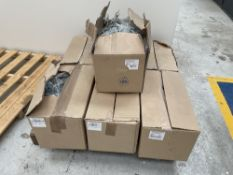 7 x Boxes of Gridwall Hooks | As Pictured