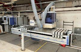 Homag BOF211 Venture 13L CNC Machining Centre | YOM: 2012