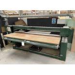 Felder FS 2200 Belt Sander w/ Spare Sanding Belts & Pads