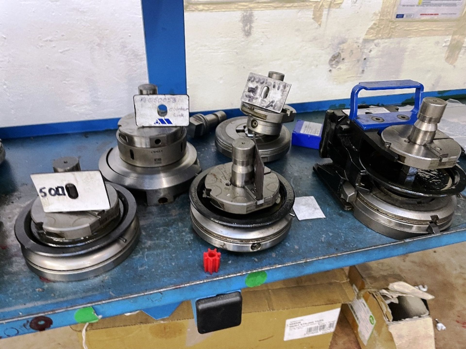 Various Punch & Die Tooling for Trumpf TruPunch Punching Machine   As Pictured - Image 8 of 9