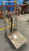 Okudaya SC-2-12 200kg Hydraulic Pump Mobile Lifter Trolley