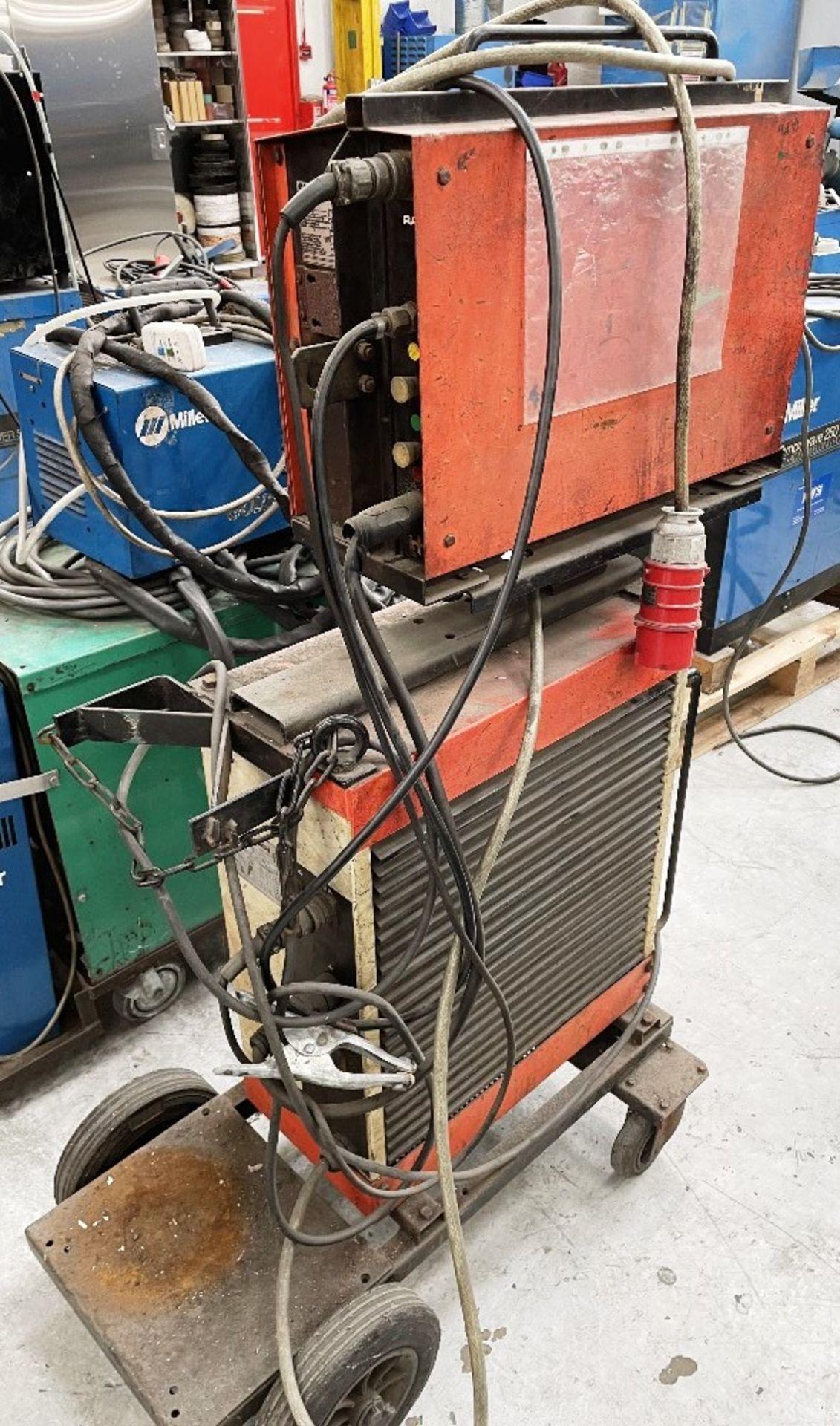 Kemppi RA230 Mig Welder w/ Kemppi Lisa 15 Wire Guide Tube - Image 4 of 6