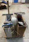 2 x Mobile Banding Kits w/ Tensioners & Sealers
