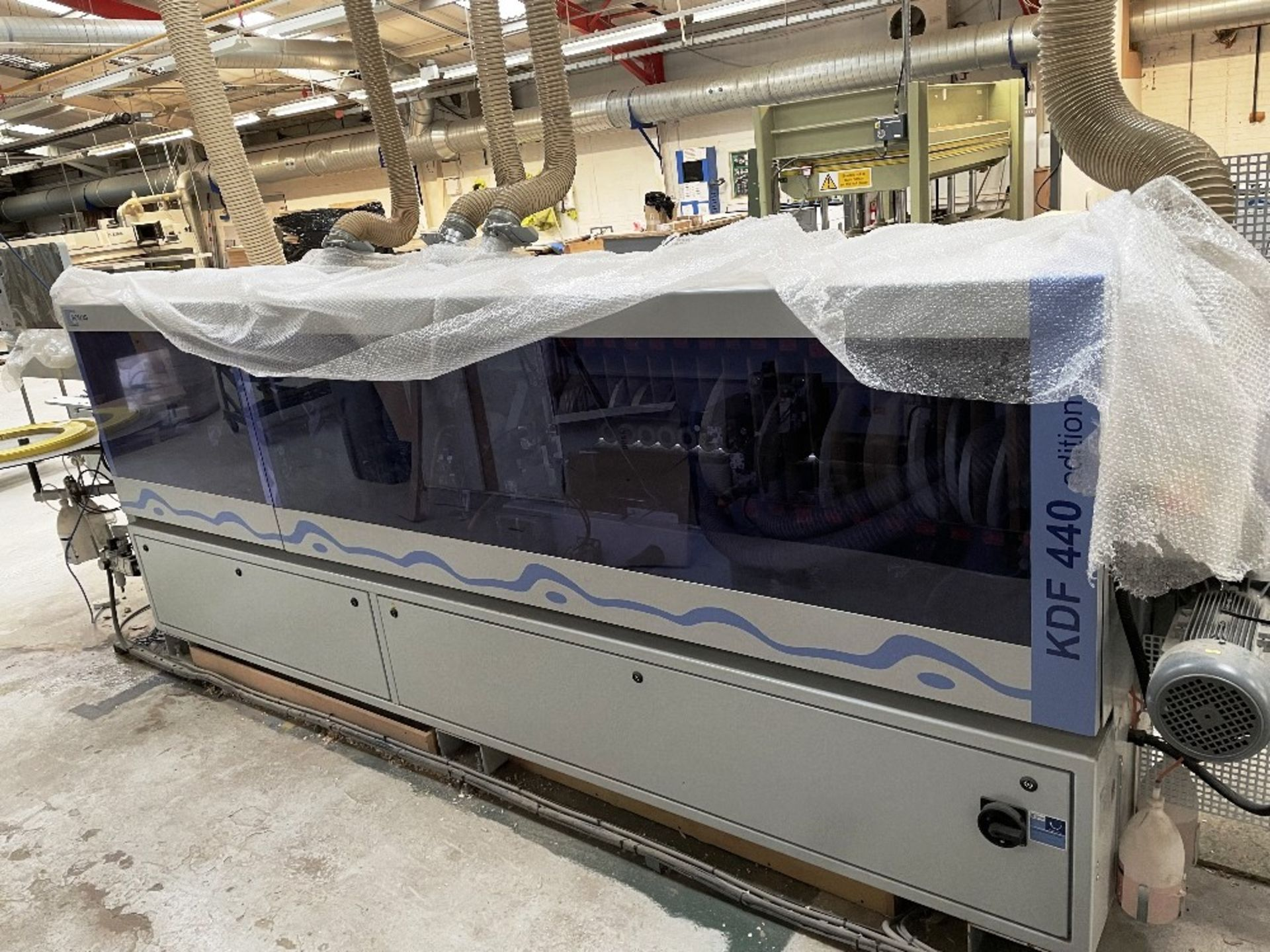 Homag KDF 440 C CNC Edgebander   YOM: 2017 - Image 2 of 4