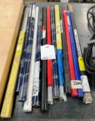 Quantity of Various Welding Rods