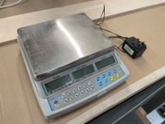 Adam Equipment CBC 3 Bench Counting Scales