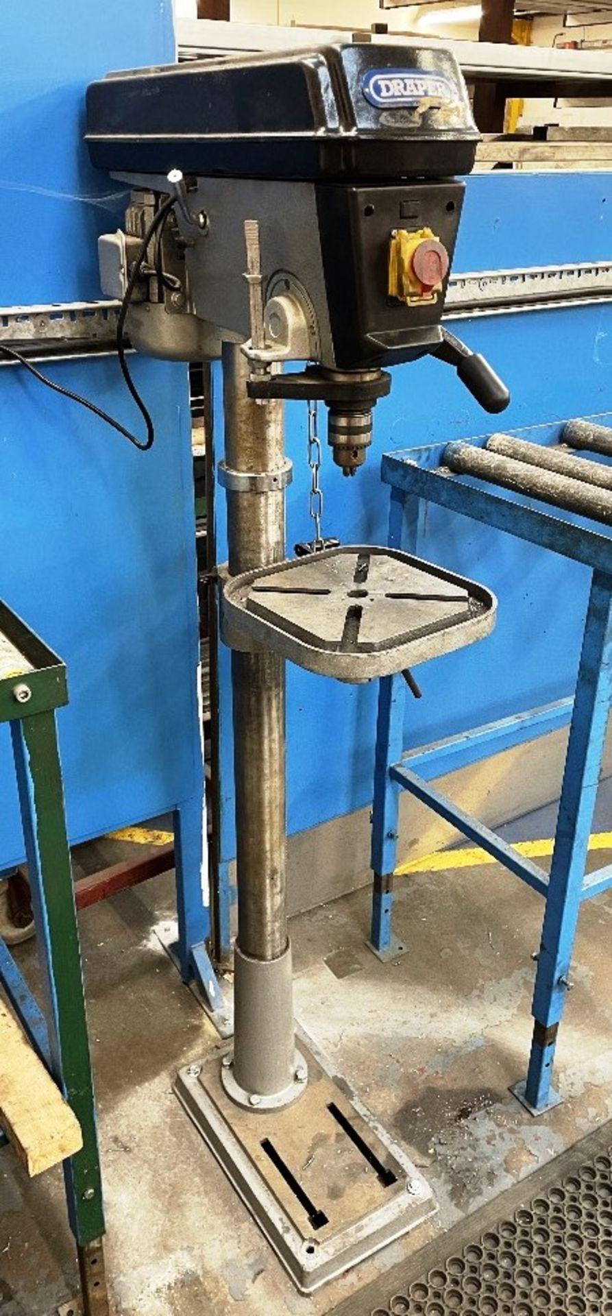 Draper HD19/16ACF 16 Speed Pillar Drill - Image 3 of 4
