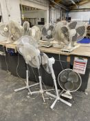 Various Electric Fans