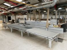 Homag TFU 140 Boomerang Material Handling Conveyor | YOM: 2017
