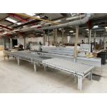 Homag TFU 140 Boomerang Material Handling Conveyor   YOM: 2017