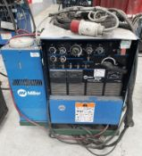 Miller Syncrowave 250 Tig Welder w/ Miller Water Cooler