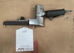Dynabrade Dynafile II 40320 Pneumatic Abrasive Belt Sander
