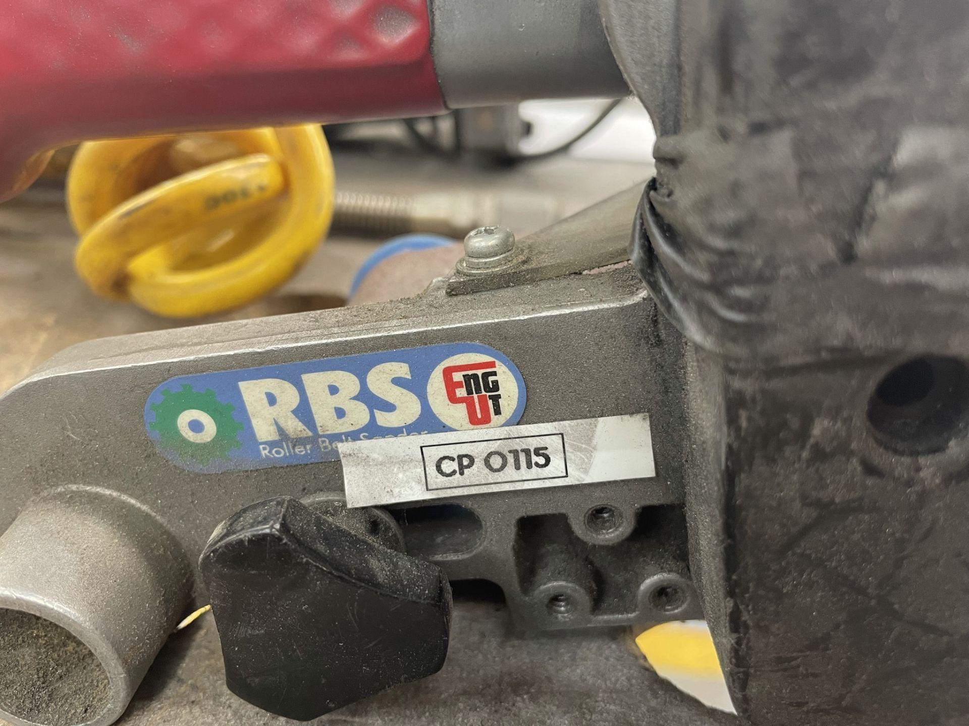 Pneumatic Roller Belt Sander - Image 3 of 4