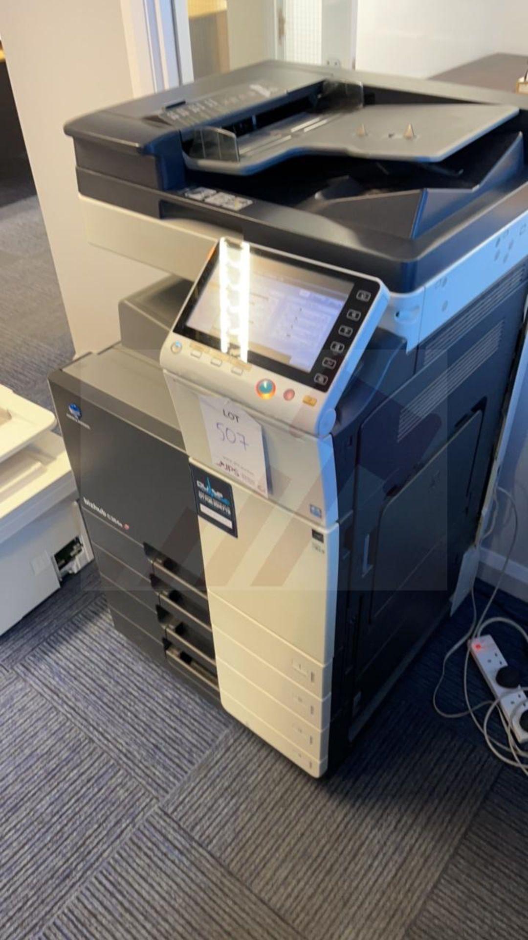 Konica Minolta Bizhub C364E A3 Multi-Functional Printer - Image 6 of 6