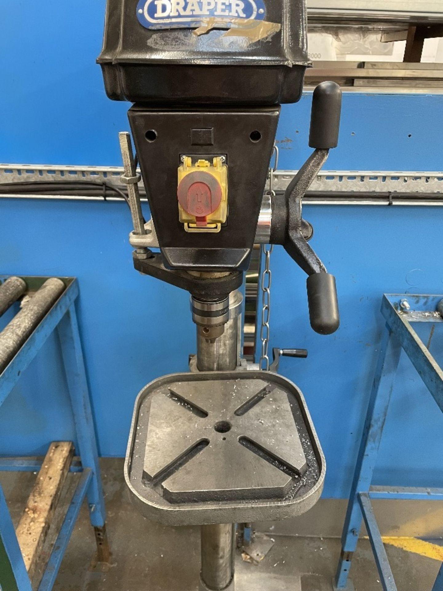 Draper HD19/16ACF 16 Speed Pillar Drill - Image 4 of 4